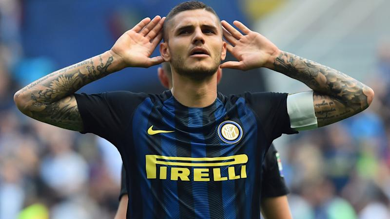 Icardi goes to extremes with full-body tattoo!