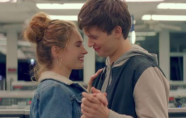 Ansel recommends a re-watch - or six! Source: Sony Pictures
