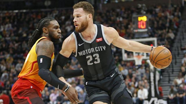 "<a class=""link rapid-noclick-resp"" href=""/nba/players/4561/"" data-ylk=""slk:Blake Griffin"">Blake Griffin</a> is a good but injury-prone player with a really big deal on a bad team. (AP)"