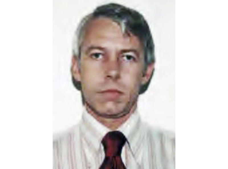 FILE – This undated file photo shows a photo of Dr. Richard Strauss, an Ohio State University team doctor who was accused of sexual abuse by former athletes. When the University of Michigan announced last week that allegations of decades-old sexual misconduct by a sports doctor were under investigation, the case immediately called to mind a similar probe at Ohio State. The accusations directed at Dr. Robert E. Anderson at Michigan were strikingly similar to those lodged by hundreds of men against Strauss in Ohio.   (Ohio State University via AP, File)