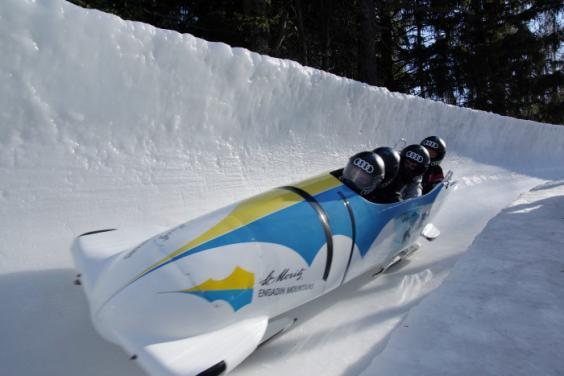 Get a speed in injection in St Moritz (swiss-image.ch)