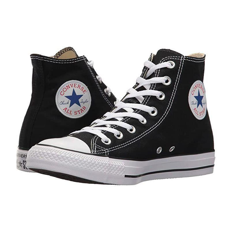 """<p><strong>Converse</strong></p><p>amazon.com</p><p><strong>$100.21</strong></p><p><a href=""""https://www.amazon.com/dp/B0821VSJF1?tag=syn-yahoo-20&ascsubtag=%5Bartid%7C2139.g.37546941%5Bsrc%7Cyahoo-us"""" rel=""""nofollow noopener"""" target=""""_blank"""" data-ylk=""""slk:BUY IT HERE"""" class=""""link rapid-noclick-resp"""">BUY IT HERE</a></p><p>Some shoes are just meant to work in many situations, and Chuck Taylors are one of them. For any projects that don't require steel-toe protection, these high-tops get it done. The black is meant to be worn in and beat up. </p>"""