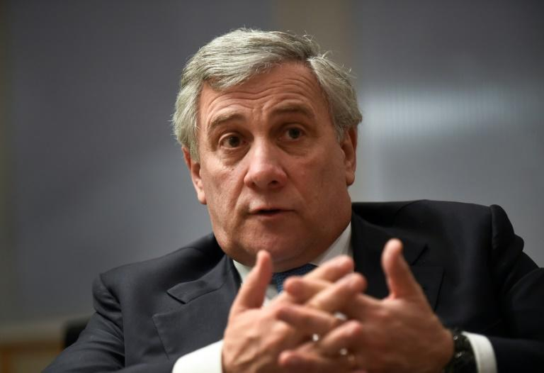 Antonio Tajani has been President of the EU Parliament since January 2017