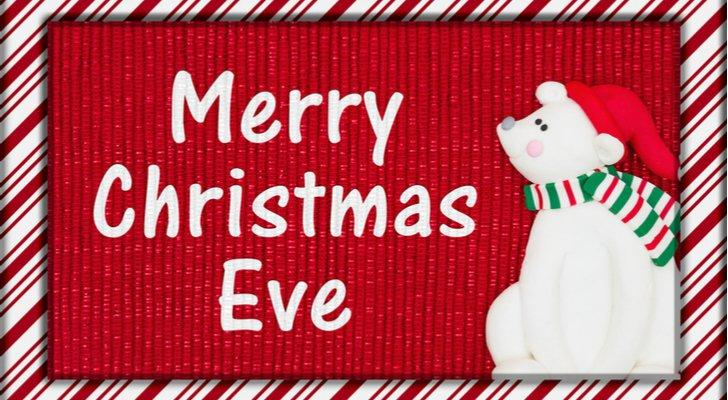 10 Happy Christmas Eve Images to Post on Social Media