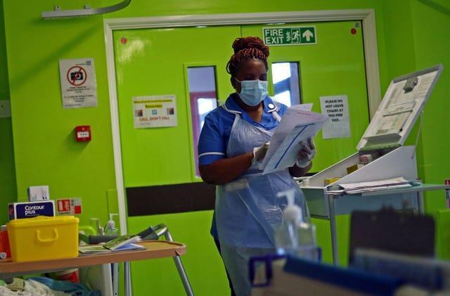 Recent data suggests a poorer experience of ethnic minority NHS staff