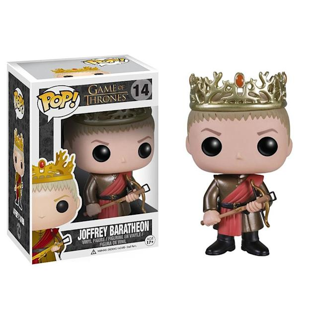 <p>Is there a more appropriately horrifying accessory for Joffrey than a crossbow? Just remember: No matter how bad you think Presidents Obama or Trump were/are — it could be worse. It could always be worse. </p>