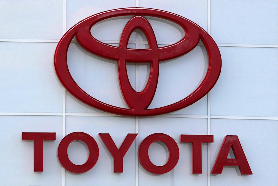 Japan Toyota (Copyright 2019 The Associated Press. All rights reserved.)