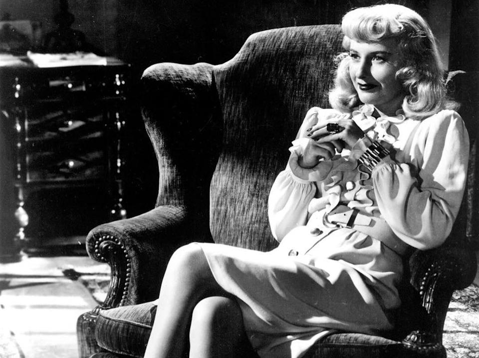Double Indemnity Paramount