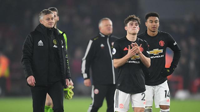 Sheffield United's energy and drive was often too much for Manchester United to handle, concedes Ole Gunnar Solskjaer.