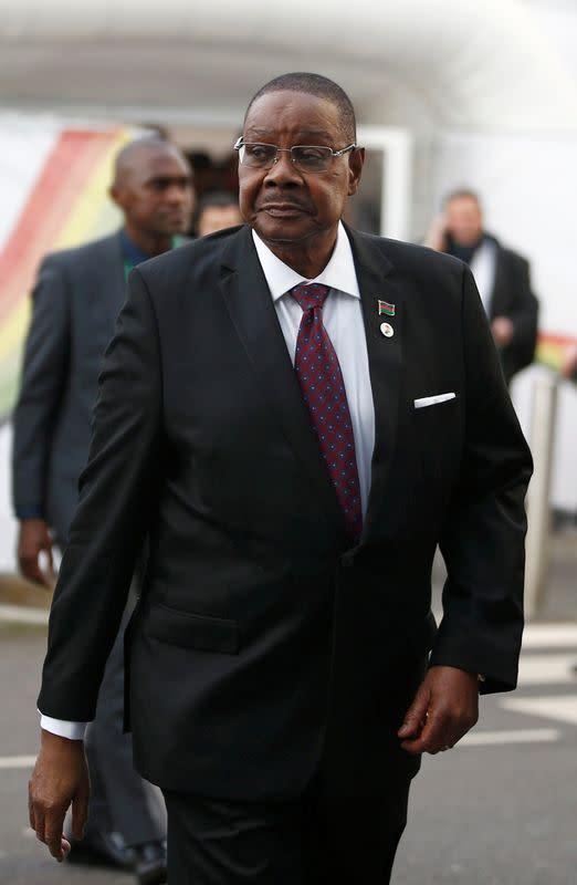 Malawi court annuls President Mutharika's 2019 election victory