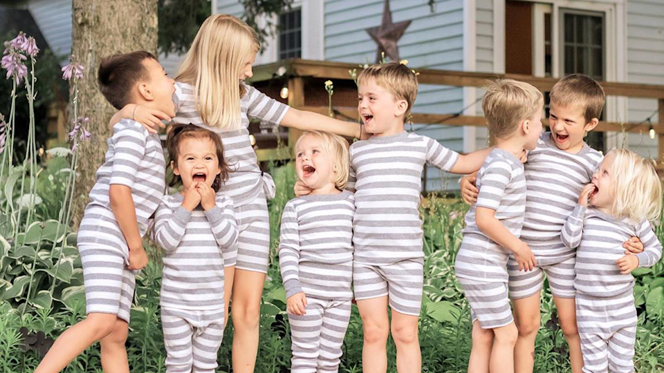Save 50% on customer-favorite pajama sets at Hanna Andersson right now.