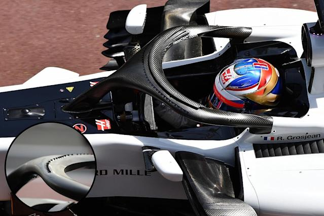 The updates Haas hopes will rescue its season