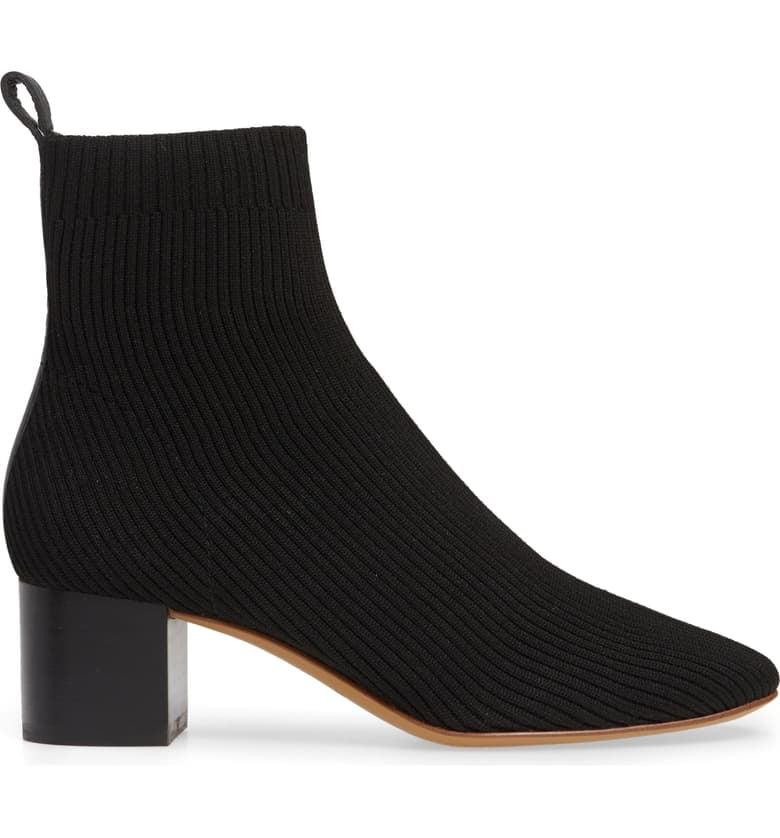 """<p>These <a href=""""https://www.popsugar.com/buy/Everlane-ReKnit-Day-Glove-Boots-498097?p_name=Everlane%20ReKnit%20Day%20Glove%20Boots&retailer=shop.nordstrom.com&pid=498097&price=155&evar1=fab%3Aus&evar9=46716443&evar98=https%3A%2F%2Fwww.popsugar.com%2Ffashion%2Fphoto-gallery%2F46716443%2Fimage%2F46717710%2FEverlane-ReKnit-Day-Glove-Boots&list1=shopping%2Cnordstrom%2Cfall%20fashion%2Cfall%2Ceverlane%2Csustainable%20fashion&prop13=mobile&pdata=1"""" rel=""""nofollow"""" data-shoppable-link=""""1"""" target=""""_blank"""" class=""""ga-track"""" data-ga-category=""""Related"""" data-ga-label=""""https://shop.nordstrom.com/s/everlane-reknit-day-glove-boot-women/5416751?origin=category-personalizedsort&amp;breadcrumb=Home%2FPop-In%40Nordstrom%2FWomen&amp;color=toffee"""" data-ga-action=""""In-Line Links"""">Everlane ReKnit Day Glove Boots</a> ($155) are so comfy, you'll be surprised.</p>"""