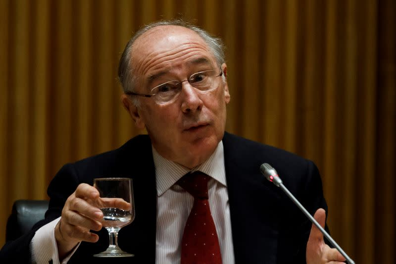 Former IMF chief Rato to leave Spanish prison on semi-release from embezzlement sentence