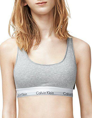 """<p><strong>Calvin Klein</strong></p><p>amazon.com</p><p><strong>$21.31</strong></p><p><a href=""""https://www.amazon.com/dp/B00GBCTX0O?tag=syn-yahoo-20&ascsubtag=%5Bartid%7C10056.g.36801416%5Bsrc%7Cyahoo-us"""" rel=""""nofollow noopener"""" target=""""_blank"""" data-ylk=""""slk:Shop Now"""" class=""""link rapid-noclick-resp"""">Shop Now</a></p><p>Looking for something lightweight and comfortable to do yoga or go on walks in? Calvin Klein's cool, classic bralettes are a no-brainer at nearly 50 percent off today.</p>"""