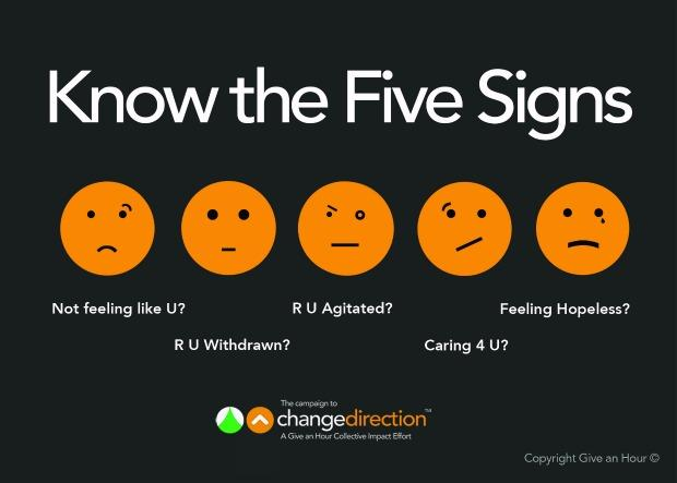 Know the Five Signs