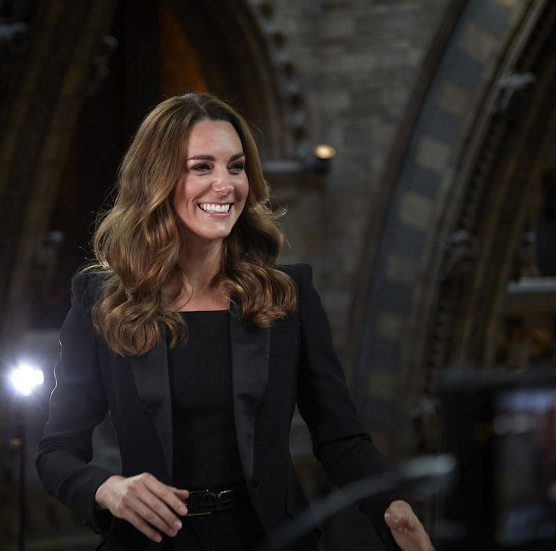Kate Middleton to announce victor  of wildlife photography award