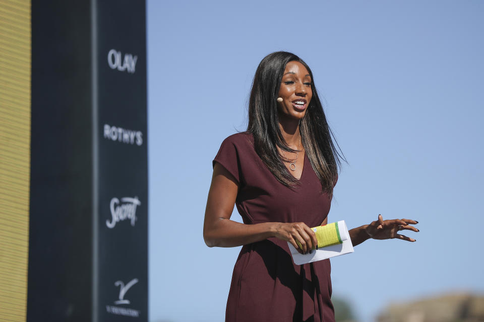 Maria Taylor could leave ESPN.