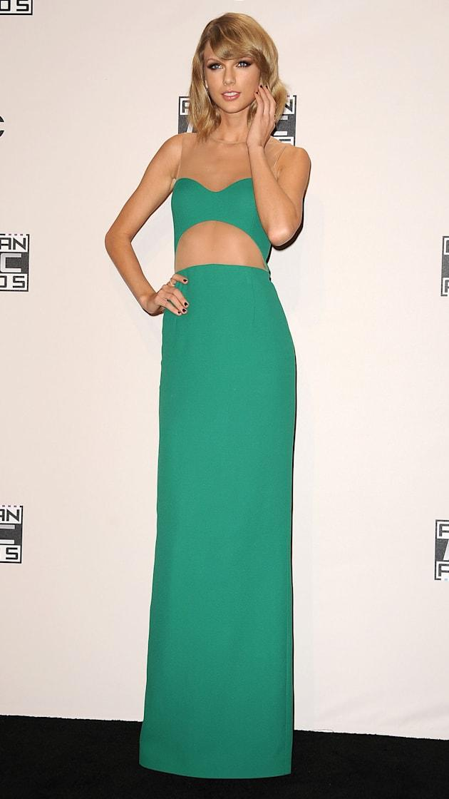 Taylor Swift in Michael Kors, American Music Awards 2014 best dressed
