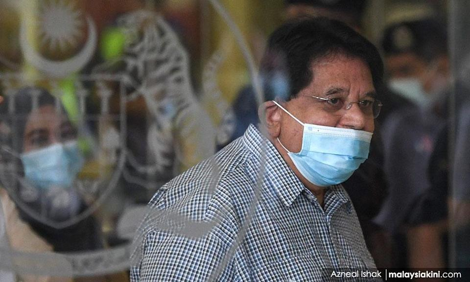 Ku Nan guilty in RM2m corruption case, and other news you may have missed