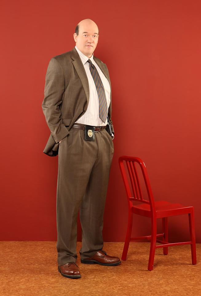 "John Carroll Lynch stars as Detective Bud Morrisin ""Body Of Proof."""