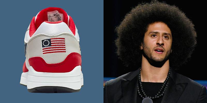 Colin Kaepernick Reportedly Convinced Nike to Pull These