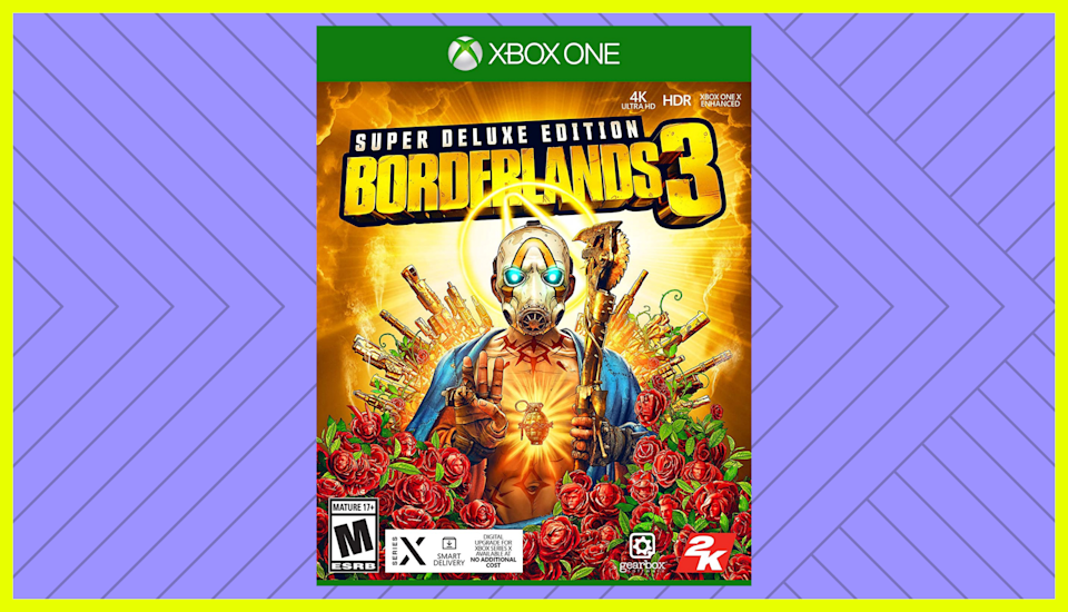 Save nearly 40 on Borderlands 3: Super Deluxe Edition for Xbox One. (Photo: Amazon)