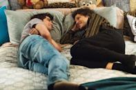 """<p>It's a coming-of-age rom-com with an LGBTQ twist: a teenage boy plans to lose his virginity to his girlfriend, but finds himself in an identity crisis after meeting a charismatic boy.</p> <p><a href=""""http://www.netflix.com/title/80168189"""" class=""""link rapid-noclick-resp"""" rel=""""nofollow noopener"""" target=""""_blank"""" data-ylk=""""slk:Watch Alex Strangelove on Netflix."""">Watch <strong>Alex Strangelove</strong> on Netflix.</a></p>"""