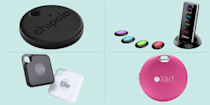 """<p>We've all been there at some point: Unable to remember where we left our keys as we start retracing our steps to find them. Luckily, key finding devices make it easy to find those forgotten keys. The small device attaches to keys or other belongings and works using Bluetooth (just like in <a href=""""https://www.goodhousekeeping.com/electronics/best-speakers/g3760/best-wireless-speakers/"""" rel=""""nofollow noopener"""" target=""""_blank"""" data-ylk=""""slk:Bluetooth speakers"""" class=""""link rapid-noclick-resp"""">Bluetooth speakers</a>) to alert you by sound. If you are using an app based key finder and you are out of range, simply open the app and it will tell you the approximate last known location of your keys. But with so many options for key finders, it's tough to know which is the best key finder available. </p><p>That's where the tech experts from the <a href=""""https://www.goodhousekeeping.com/institute/about-the-institute/a19748212/good-housekeeping-institute-product-reviews/"""" rel=""""nofollow noopener"""" target=""""_blank"""" data-ylk=""""slk:Good Housekeeping Institute"""" class=""""link rapid-noclick-resp"""">Good Housekeeping Institute</a> come in. Our engineers rigorously evaluate tech products like <a href=""""https://www.goodhousekeeping.com/health-products/g29870667/best-fitness-watches-trackers-for-women/"""" rel=""""nofollow noopener"""" target=""""_blank"""" data-ylk=""""slk:fitness trackers"""" class=""""link rapid-noclick-resp"""">fitness trackers</a> and <a href=""""https://www.goodhousekeeping.com/home-products/g32250690/best-shower-speakers/"""" rel=""""nofollow noopener"""" target=""""_blank"""" data-ylk=""""slk:waterproof speakers"""" class=""""link rapid-noclick-resp"""">waterproof speakers</a> to make sure we're recommending the best products for your needs. While there's no one-size fits all for key locators, to find the best ones, we used feedback from Lab reviews, road testing of newer products, and real user feedback. <strong>Our Lab pros have logged dozens of hours with these trackers, considering hundreds of data points </strong>that f"""