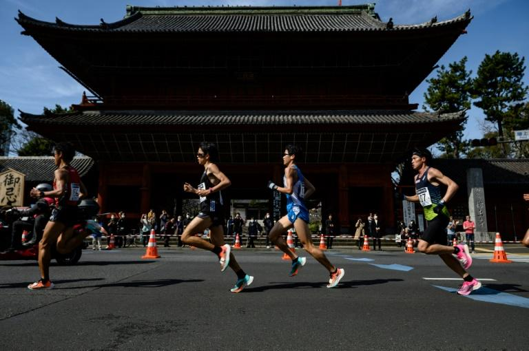 Next year's Tokyo marathon postponed until after Olympics