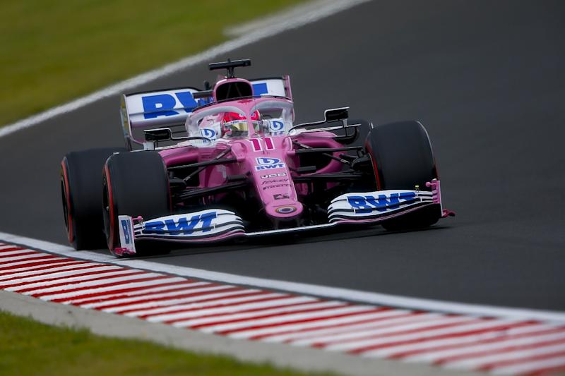 Brundle: Hard to think Racing Point copied Merc so well