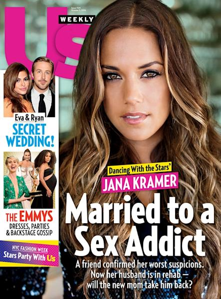 Dancing With the Stars' Jana Kramer ended her union to athlete Michael Caussin after a pal told her he was unfaithful — Us has the details