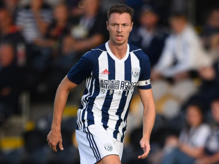 West Brom tell Manchester City to up their Jonny Evans transfer offer as Tony Pulis confirms rejected bid