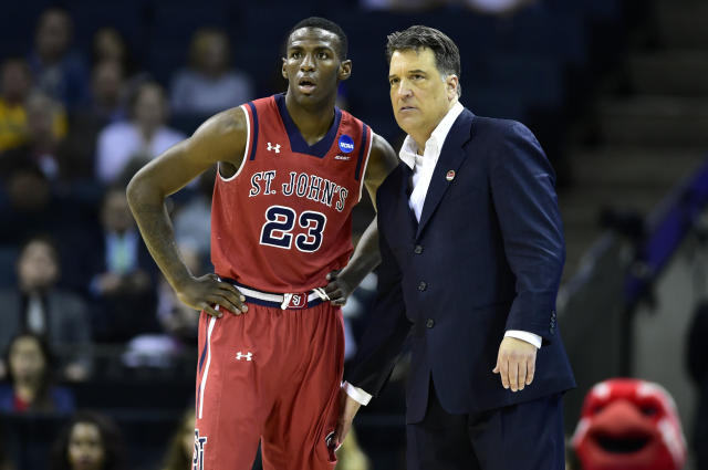Steve Lavin out at St. John's after five up-and-down seasons