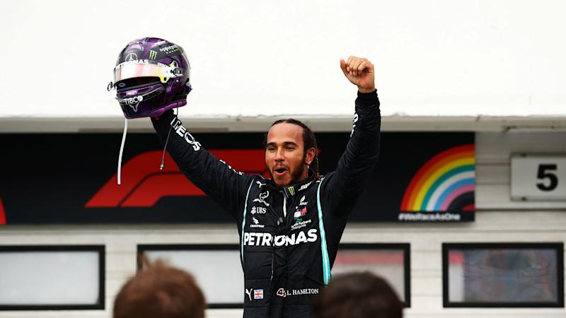 Hamilton: Hungarian GP was one of my favourite races