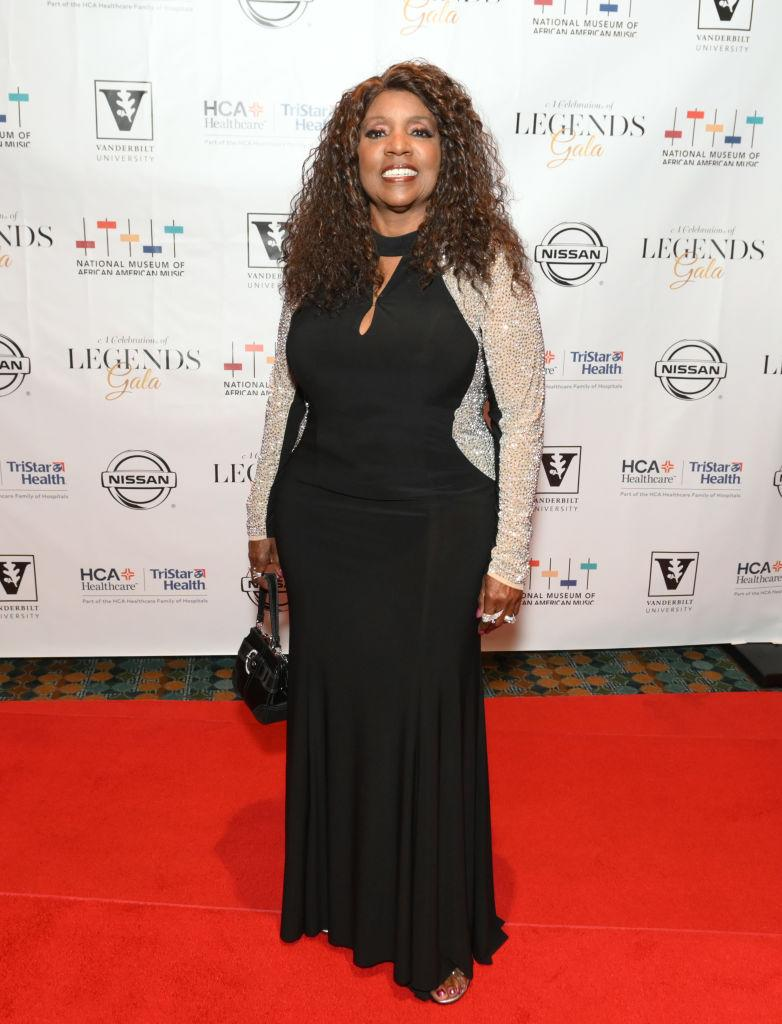 Gloria Gaynor's hand washing video is going viral, pictured here at the Celebration of Legends Gala 2019 (Getty)