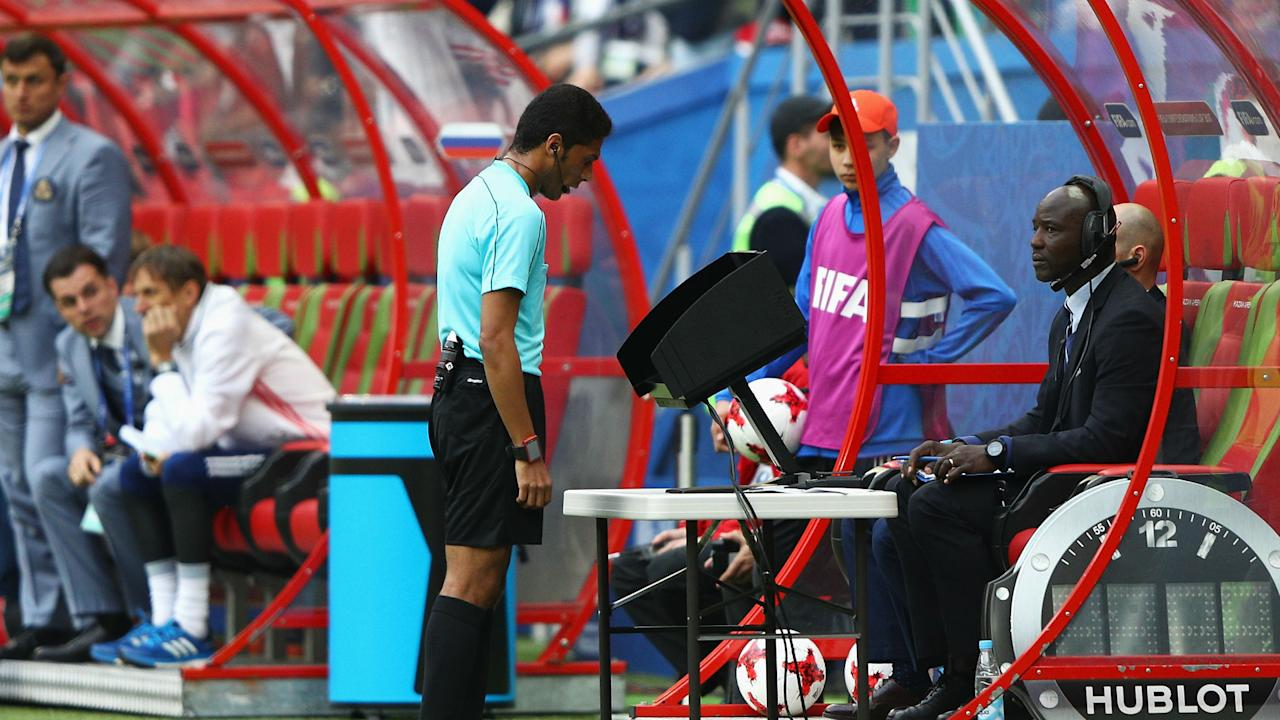 The experiment with VAR has pleased FIFA at the Confederations Cup but there is no commitment yet to use it at the 2018 World Cup in Russia.