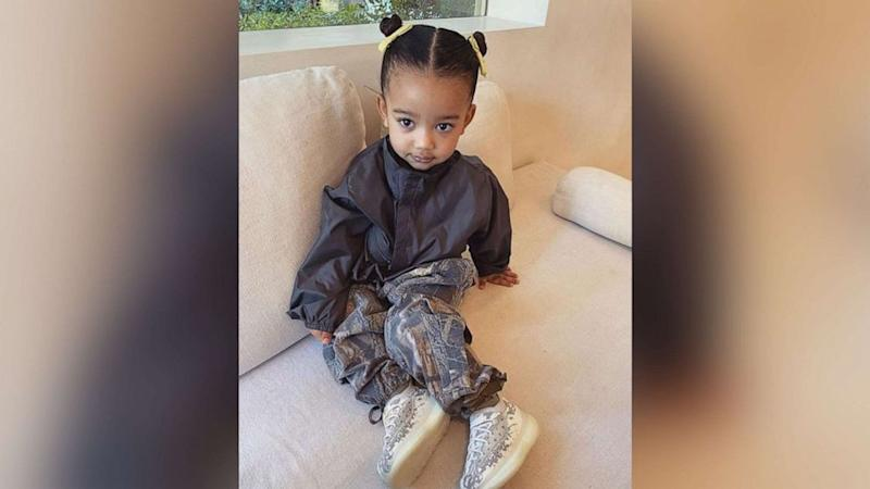 Chicago West celebrates her 2nd birthday with an adorable Minnie Mouse-themed party