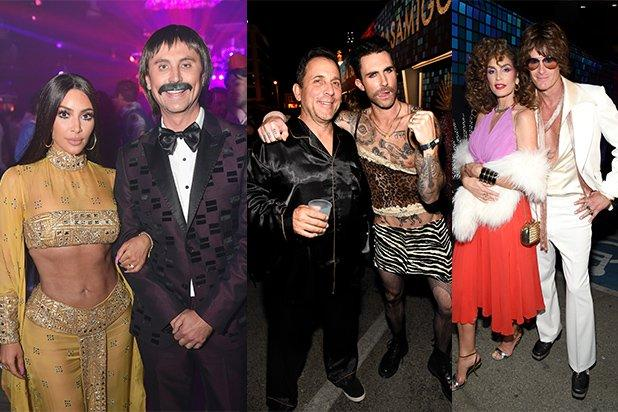 Celebrity Halloween Costumes 2017 Graded — Win, Fail or ...