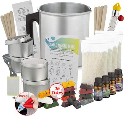 Etienne Alair, best candle making kits