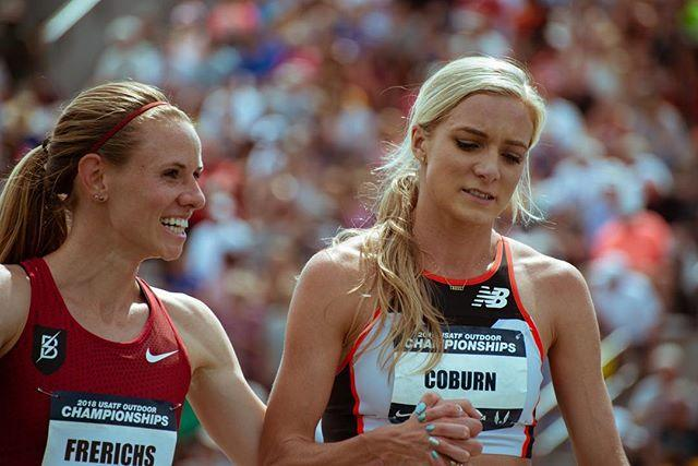 """<p>Seven-time national champion <a href=""""https://www.runnersworld.com/news/a20862078/emma-coburn-is-a-world-champion-olympic-medalist-and-now-a-race-director-too/"""" target=""""_blank"""">Emma Coburn</a>—who won a bronze medal in the 3,000-meter steeplechase at the 2016 Olympic Games and has a PR of 9:02.58 in the event—will face off against a few new and a few familiar faces in the steeple this year. She's toeing the line with fellow 2016 Olympian and 2017 world championship silver medalist Courtney Frerichs of the Bowerman Track Club (BTC), who set the American record (<a href=""""https://www.runnersworld.com/news/a22501739/courtney-frerichs-american-steeplechase-record/"""" target=""""_blank"""">9:00.85</a>) last year, as well as a fast field that includes BTC's <a href=""""https://www.runnersworld.com/nutrition-weight-loss/a26752415/runners-diet-colleen-quigley/"""" target=""""_blank"""">Colleen Quigley</a> and three-time NCAA champion <a href=""""https://www.runnersworld.com/races-places/a27784718/2019-ncaa-track-and-field-championship-results/"""" target=""""_blank"""">Allie Ostrander</a>.  </p><p>So far this season, Coburn has looked as strong as ever. Earlier in June, she ran an almost-personal best time of 4:05.24 in the 1500 meters in Nashville, Tennessee, then came back later that month to place second in the steeplechase at the Prefontaine Classic in <a href=""""https://www.runnersworld.com/news/a28229926/2019-prefontaine-classic-results/"""" target=""""_blank"""">9:04.90</a>, which is her second-fastest finish of all time. Teammates Frerichs and Quigley also competed in the Prefontaine Classic, finishing in <a href=""""https://www.iaaf.org/athletes/united-states/courtney-frerichs-273194"""" target=""""_blank"""">9:09.75</a> and <a href=""""https://www.iaaf.org/athletes/united-states/colleen-quigley-271909"""" target=""""_blank"""">9:11.41</a>, respectfully.</p><p><a href=""""https://www.instagram.com/p/Bkn_WZ8h4FW/"""">See the original post on Instagram</a></p>"""