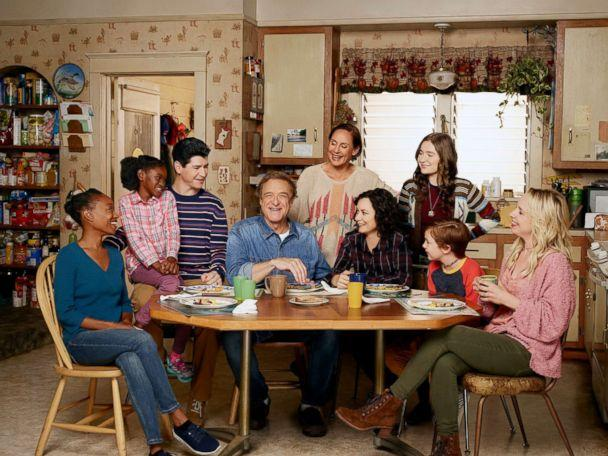 PHOTO: The cast of the show 'The Conners.' (Robert Trachtenberg/ABC)