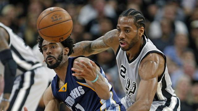 Shaq and Chuck are very impressed with the Spurs star wing, who's a stealth NBA MVP candidate.
