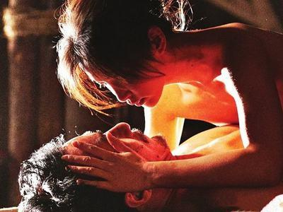 Jackie Chan's career first sex scene?