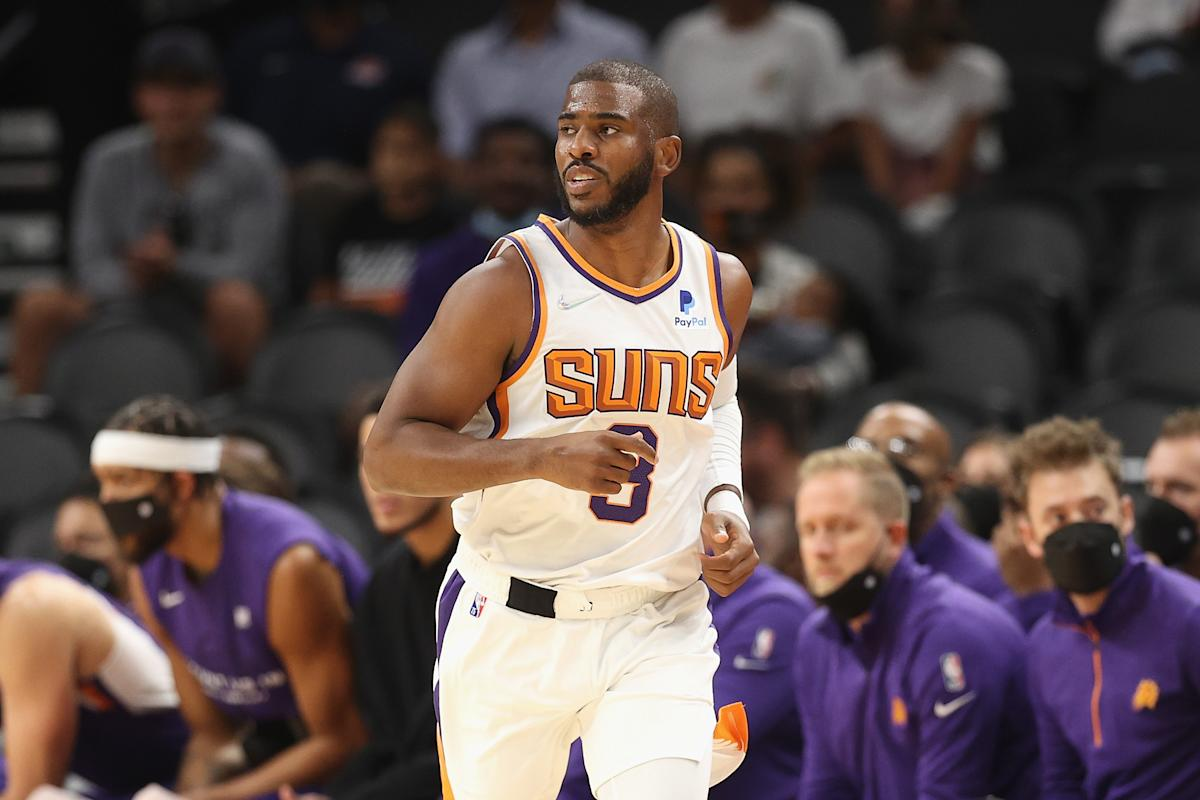 Chris Paul becomes first player in NBA history with 20,000 points and 10,000 assists