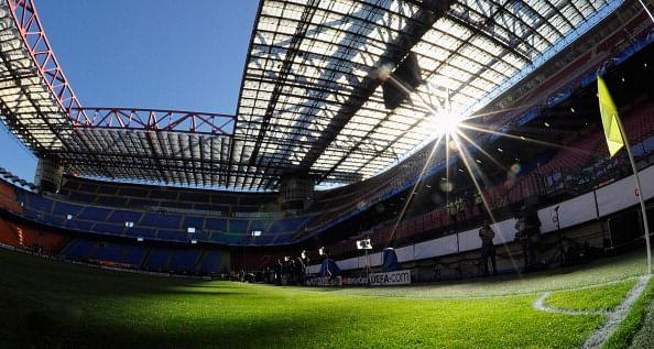 General Views of Italy Sporting Venues