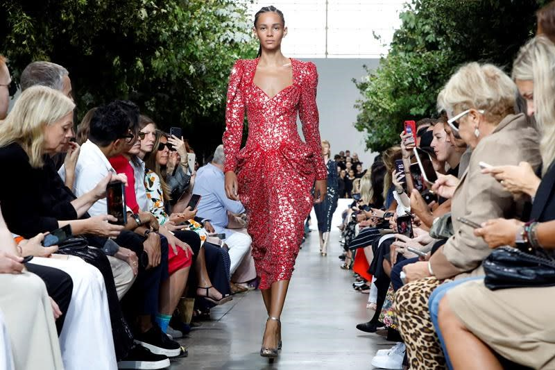 Michael Kors pays tribute to American style on 9-11