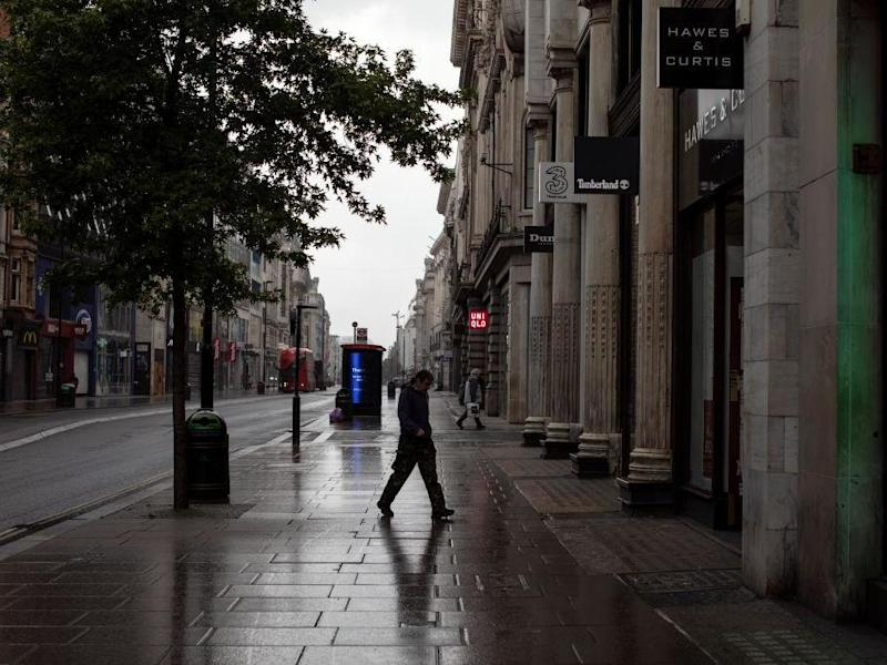 Forecasters say weather will turn wet and cooler on Wednesday: Getty Images