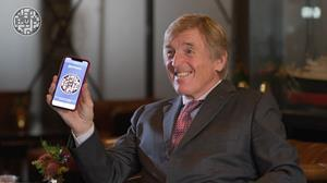 SIR KENNY DALGLISH MBE APPOINTED GLOBAL SPORTING AMBASSADOR TO BRITISH CYBER TECHNOLOGY COMPANY