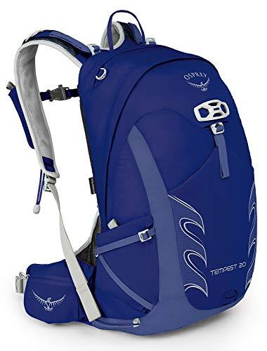 Osprey Packs Tempest 20 Women's Hiking Backpack, Iris Blue, Ws/M, Small/Medium (Amazon / Amazon)